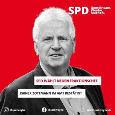 Fraktionsvorsitz Rainer
