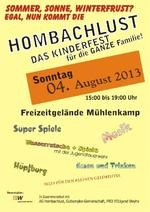 Hombachlust 2013