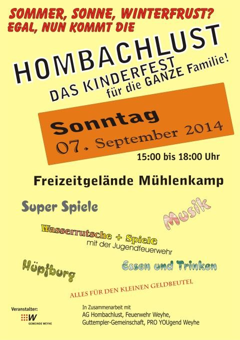 Hombachlust 2014